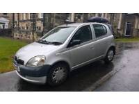 Toyota Yaris GS 1.0 - MOT almost expired. Being scrapped on Monday if not sold this weekend.