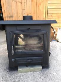 Aarrow multifuel stove