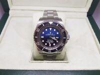 New Swiss Rolex Deepsea Sea Dweller for sale!