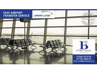 London Luton Taxi Airport Transfers- Personal Travel You Can Trust