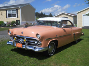 1952 FORD VICTORIA 2 DR. HARDTOP  Price Reduced 15,000