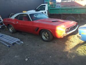 1972 Dodge Challenger (if the ad still on it's still for sale)