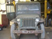 willys jeep hardtop