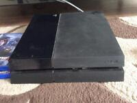 PS4 excellent condition. Pick up only