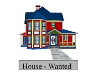 Looking for a 3/4 bedroom house to rent