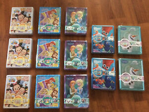 Selling 13 new Disney collectible tins with loot inside