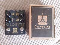 Caroline Guitar Company Kilobyte Lo-Fi Delay Guitar Pedal