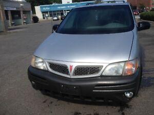 2003 Pontiac Montana Only 141000 KMS $1950
