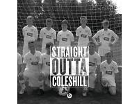 Coleshill Town Colts U14s