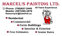 EXPERIENCED PAINTER AVAILABLE!!