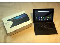 Sony Xperia Z4 Tablet SGP771 , Bluetooth Keyboard 32GB, Wi-Fi + 4G