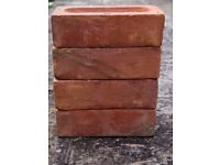 ****Genuine handmade*** Rustic Red Brick For sale ONLY £280.00 Per Pack