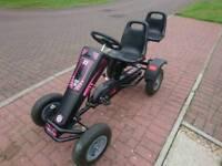2 seater heavy duty Gorilla go-kart