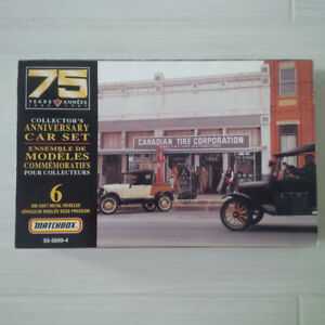Canadian Tire Diecast Models - 75th Anniversary Collectors Set