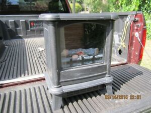 QUALITY CRAFT ELECTRIC STOVE HEATER