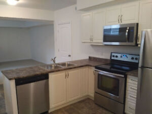 2 Bedroom legal secondary suite with large windows in Woodhaven