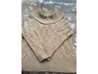 Country casual sweater size XL