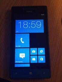 Windows 8s HTC