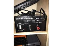 Cb amateur bremi power supply