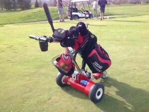 Kangaroo Remote Controlled Golf Caddy