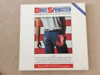 Bruce Springsteen 'The Born in the US 12' single Boxed collection