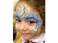 Magical Designs professional Facepainting and Balloon Modelling for Parties Events Weddings