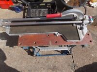 Ishii hand tile cutter will cut tiles up to 630mm these new are not cheap £50 ono