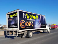 Best Out of Home Advertising for your Real Estate Services!