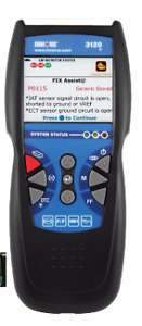 Innova 3120e OBD2&1 Diagnostic Tool Kit/Code Reader with ABS