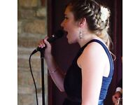 London-based singer available for weddings, events, functions and more