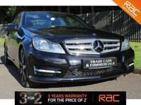 2011 11 MERCEDES-BENZ C CLASS 2.1 C220 CDI BLUEEFFICIENCY SPORT 4D AUTO 168 BHP