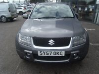 2007 57 SUZUKI GRAND VITARA 1.9 DDIS 5D 128 BHP **** GUARANTEED FINANCE **** PART EX WELCOME ****