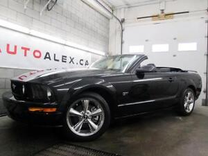 2008 Ford Mustang GT V8 DECAPOTABLE CUIR MAGS