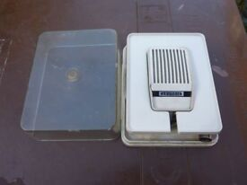 Rare vintage old collectible Grundig Microphone, boxed