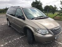 Chrysler Grand voyager diesel 7 seater in very good condition ready to go