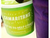 Listening Volunteers wanted for Craigavon Samaritans - 3 hours per week