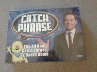 Catchphrase TV Board Game
