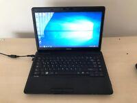 """Toshiba 13.3"""" i5 laptop URGENT"""