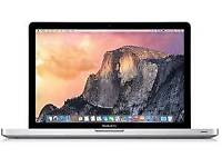 Wanted: Faulty or older Apple MacBooks or iMac, MacBook Pro etc. Can collect!