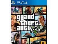 GTA 5 PS4, GRADE A