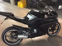 Yamaha YZF R125cc for sale