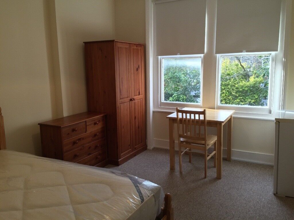 Large double room in Balham