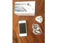 Used iPhone 4s 16GB White Unlocked