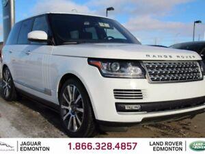 2016 Land Rover Range Rover Autobiography - CPO 6yr/160000kms ma