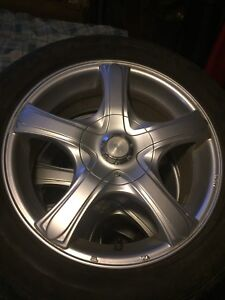 RTX rims and tiers