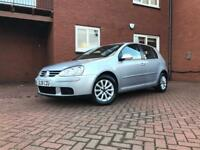 Volkswagen Golf 1.6 Petrol Long Mot With No Advisorys Low Mileage Drives Great Cheap Car !!!