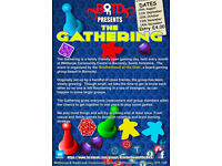 The Gathering - An Evening of Boardgaming