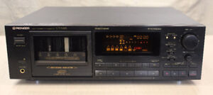 6 Cassette Pioneer CT M6R