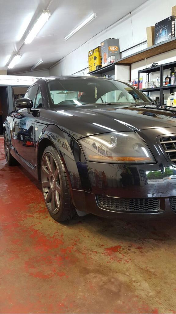 26fcf9213444c Audi TT. Aberdeen £2