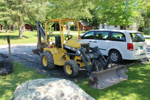 Termite T7 Backhoe for sale